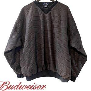 Budweiser Vantage Athletic Sweater
